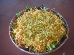 рецепты салатов цезарь с сыром